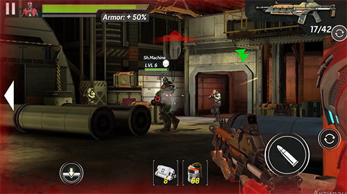 Strike back: Dead cover для Android