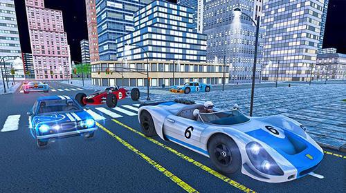 Ultimate car driving simulator: Classics auf Deutsch