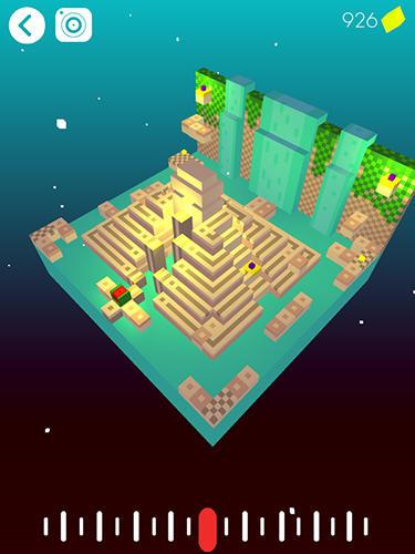 Logikspiele Cube rogue: Craft exploration block worlds für das Smartphone