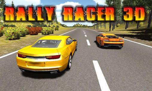 Rally racer 3D screenshot 1