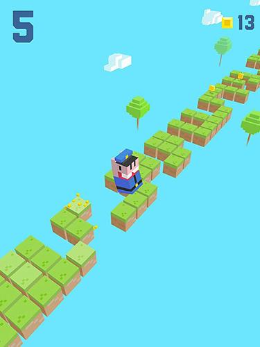 Arcade Flip hippo for smartphone