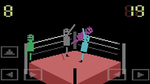 Wrassling: Wacky wrestling