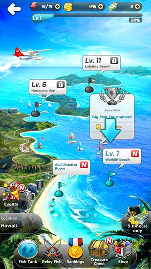 Ace fishing No.1: Wild catch für Android