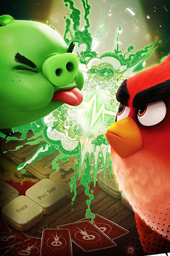 Angry birds: Dice auf Deutsch