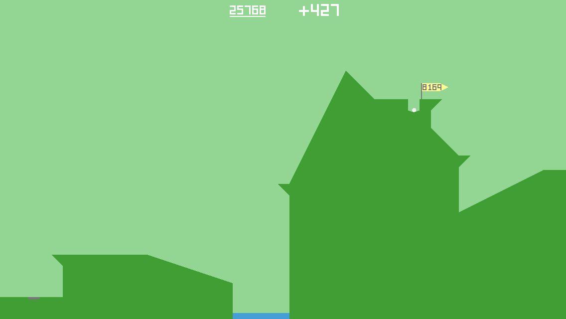 Desert Golfing screenshot 1