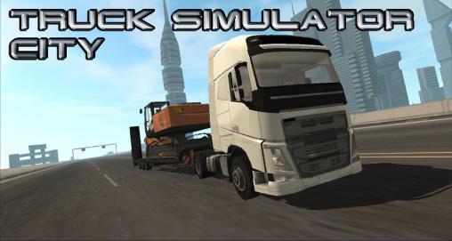 Capturas de tela de Simulador de caminhão: Cidade