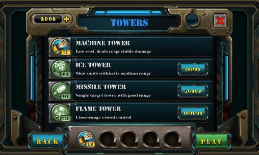 Field defense: Tower defense evolution для Android