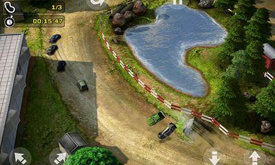 Reckless Racing 2 captura de pantalla 1