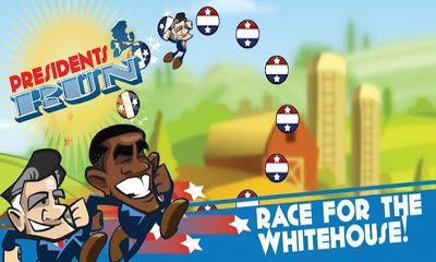 Presidents Run icon