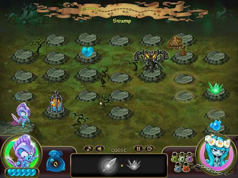 Arcade-Spiele Adventures of the Water knight: Rescue the princess für das Smartphone