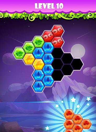 Match block: Hexa puzzle для Android