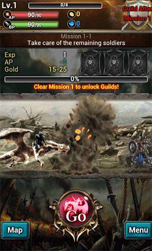 War of legions screenshot 2