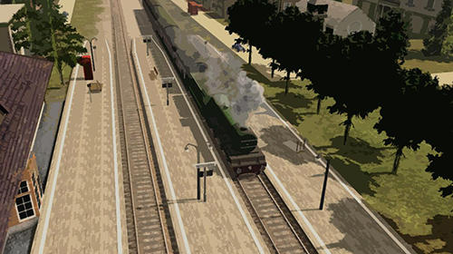 Classic train simulator: Britain captura de tela 1