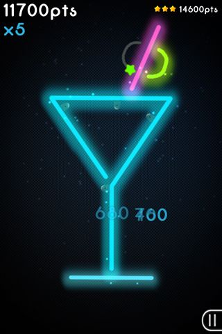 Neon mania for iPhone
