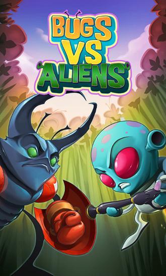 アイコン Bugs vs aliens