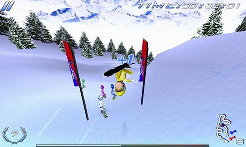 Snowboard racing ultimate auf Deutsch