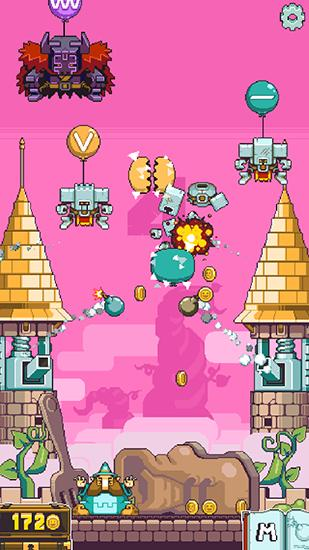 Magic touch: Wizard for hire pour Android