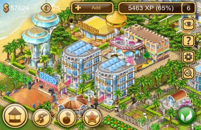 Paradise Island for iPhone for free