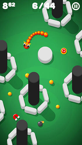 Snake on a string для Android