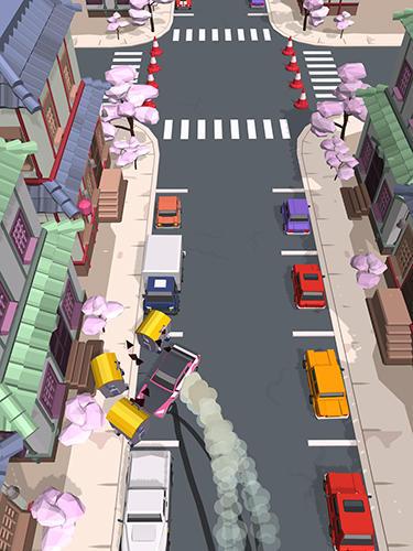 Arcade Drive and park für das Smartphone