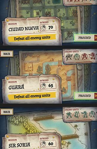 Onlinespiele Conflict 0: Revolution für das Smartphone