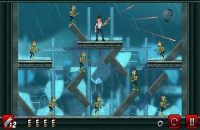 Arcade: Lade Dumme Zombies 2 auf dein Handy herunter