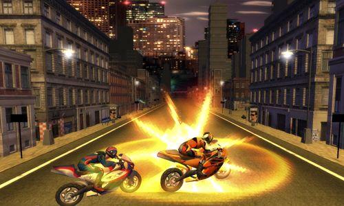 Гонка лучших супер мотоциклов