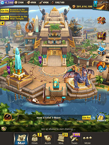 God kings screenshot 4