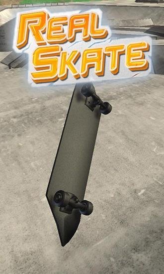 Real skate 3D скріншот 1