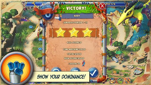Captura de pantalla El día D: Apuros en la torre en iPhone