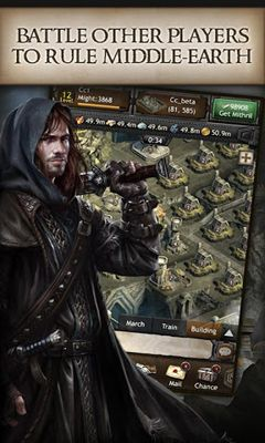 The Hobbit Kingdoms of Middle-Earth Screenshot