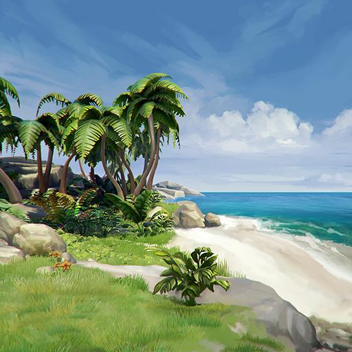 Ocean Is Home : Island Life Simulatorіконка