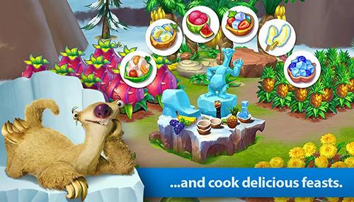 Farmspiele Ice age world auf Deutsch