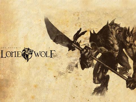 logo Joe Dever's Lone Wolf