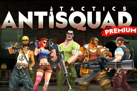 logo Antisquad: Taktiken Premium