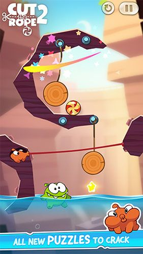 Cut the rope 2 pour Android
