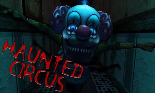 Haunted circus 3D screenshots