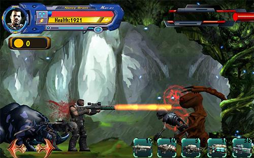 Evil destroyer: Bullet boom для Android