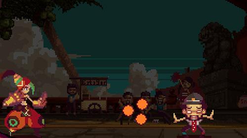 Arcade Frontgate fighters jump für das Smartphone