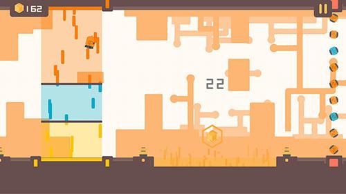 Lampy: Color jump Screenshot