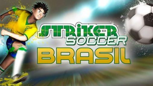 Brazil Germany world cup. Striker soccer: Brasil Screenshot