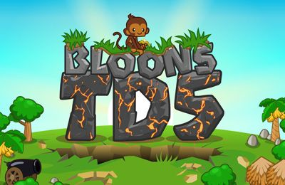 Captura de tela Bloons TD 5 no iPhone