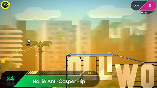 OlliOlli 2: Welcome to Olliwood for Android