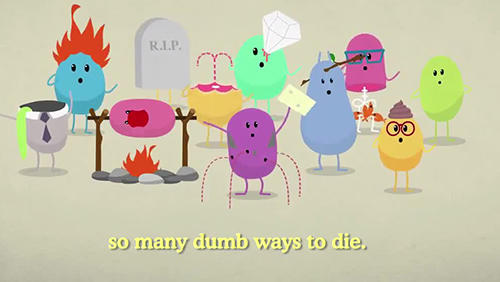 Dumb ways to die original for Android