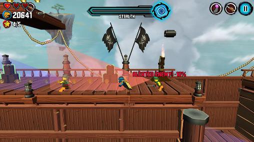 LEGO Ninjago: Skybound for Android