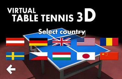 Sport Virtuelles Tischtennis 3 auf Deutsch