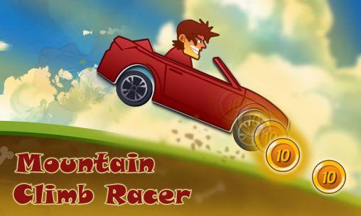 Mountain climb racer скриншот 1