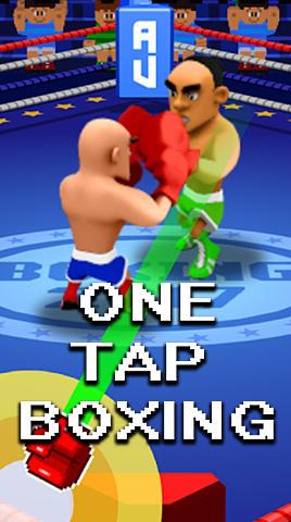 One tap boxing Symbol