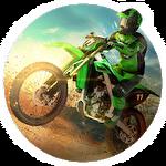 アイコン Motorbike racing