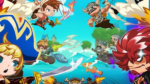 Ролевые игры: скачать Tonton pirateна телефон